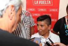 Nairo Quintana Vuelta a España 2019
