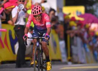 Sergio Higuita Vuelta a España 2019