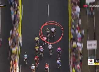 Sprint Fernando Gaviria etapa 2 Tour de Polonia