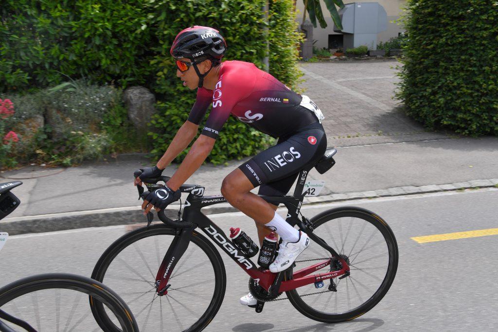 Egan Bernal Marco Pantani Memorial