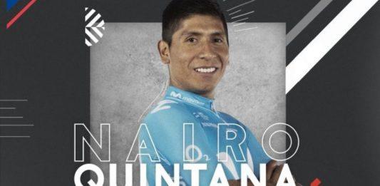 Nairo Quintana problema Arkea Samsic
