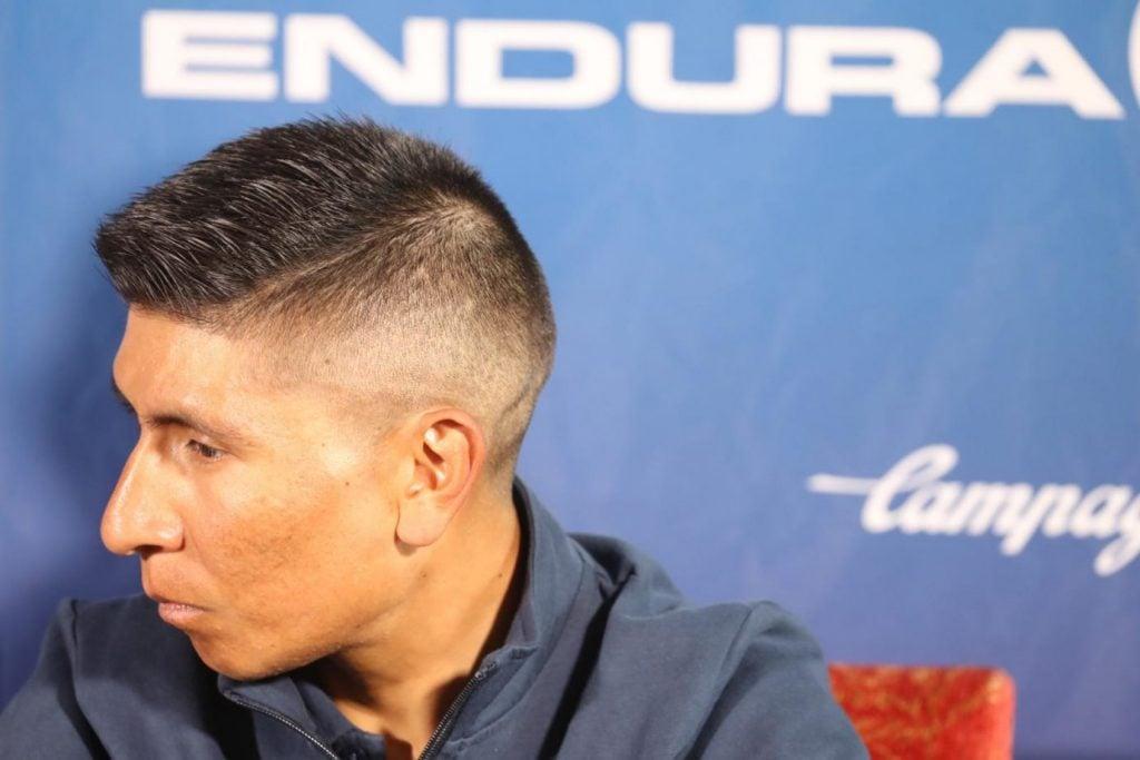 Nairo Quintana bajo rendimiento Vuelta a España 2019