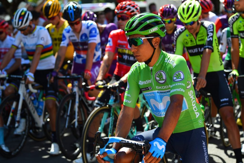 Nairo Quintana Vuelta España 2019