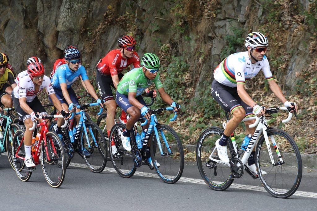 Nairo Quintana etapa 15 Vuelta a España 2019