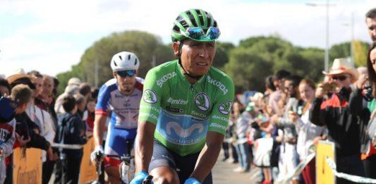 Nairo Vuelta España 2019