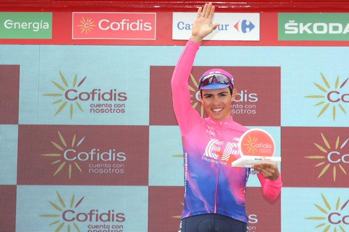 Sergio Higuita histórico dato Vuelta a España 2019
