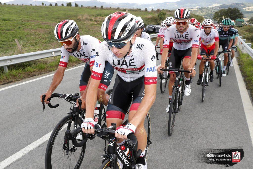Tadej Pogacar ganador etapa 13 Vuelta a España 2019