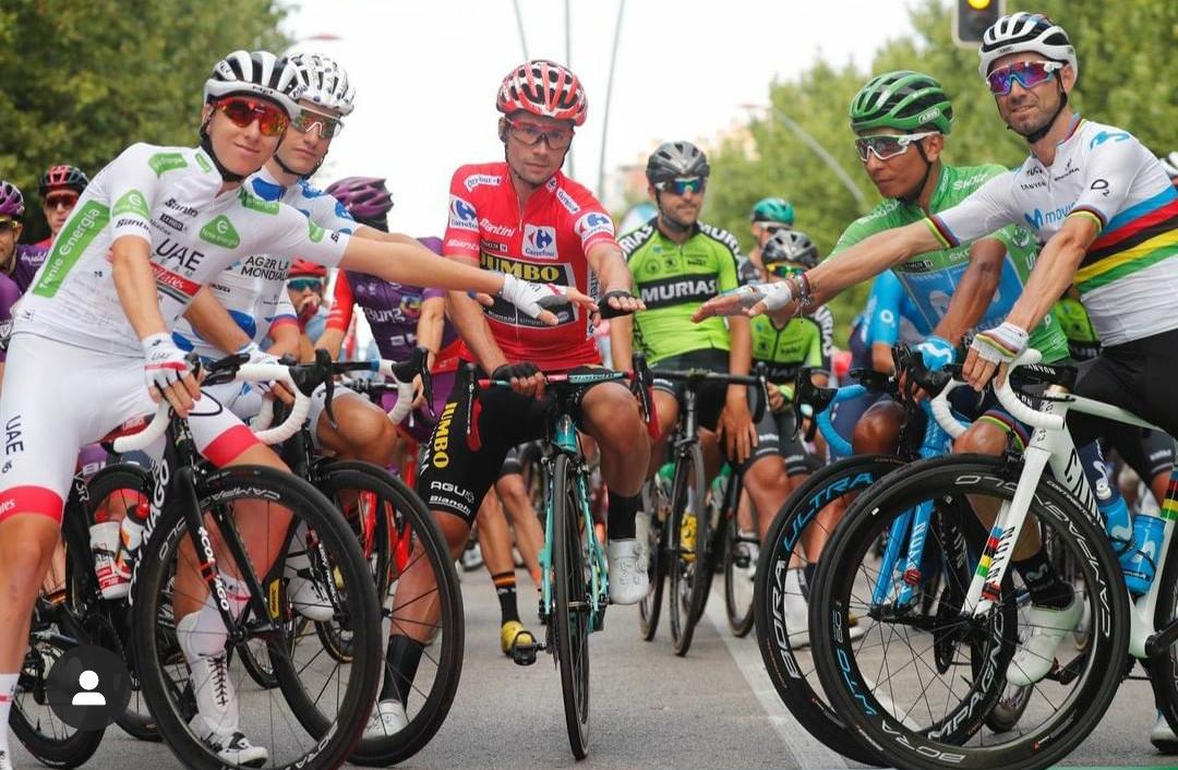 Bueno malo Vuelta España