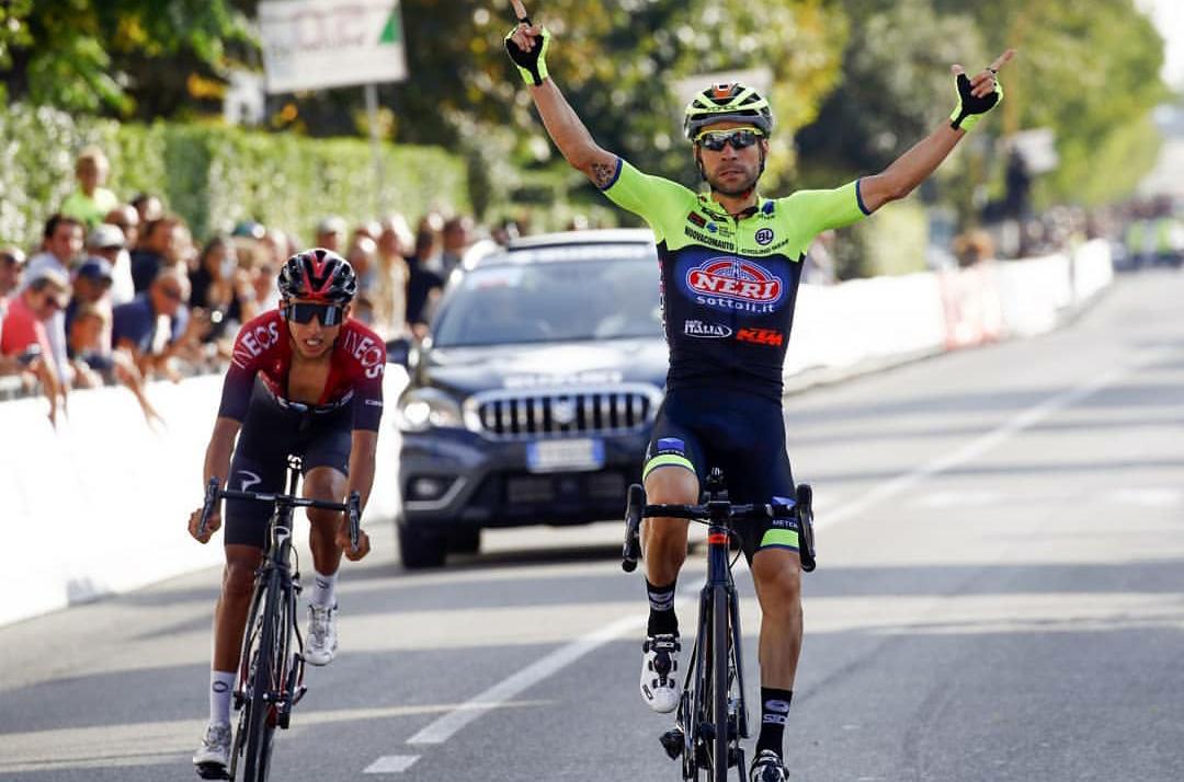Increíble Egan Giro Toscana