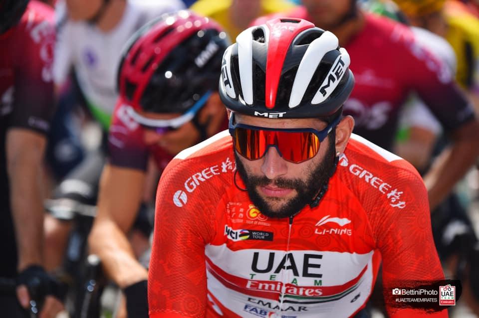 Aru advierte sobre Fernando Gaviria para la etapa 2 de la Vuelta Burgos