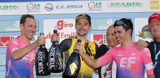 Sergio Higuita Giro de Emilia