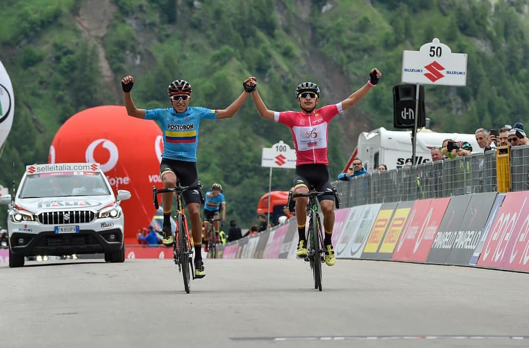 Seis ciclistas colombianos a seguir en 2020