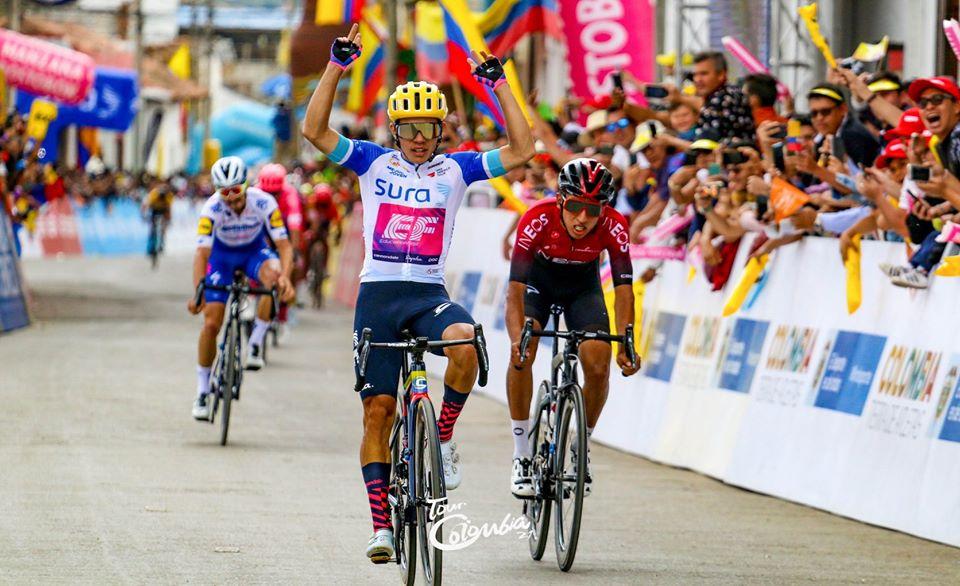 Higuita monto Tour Colombia