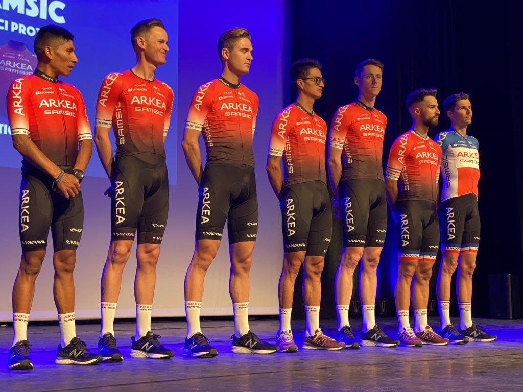 Nairo Quintana Tour de la Provence 2020
