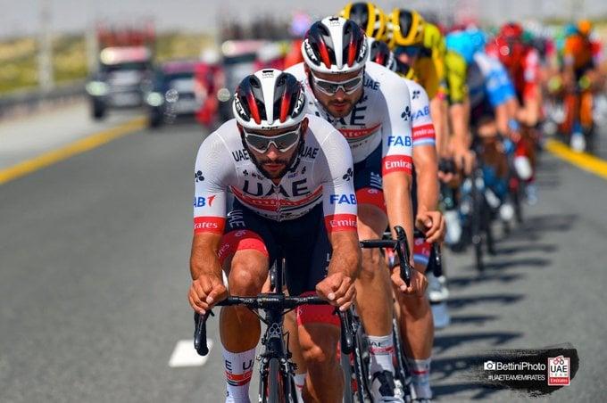 UAE Tour EN VIVO Fernando Gaviria
