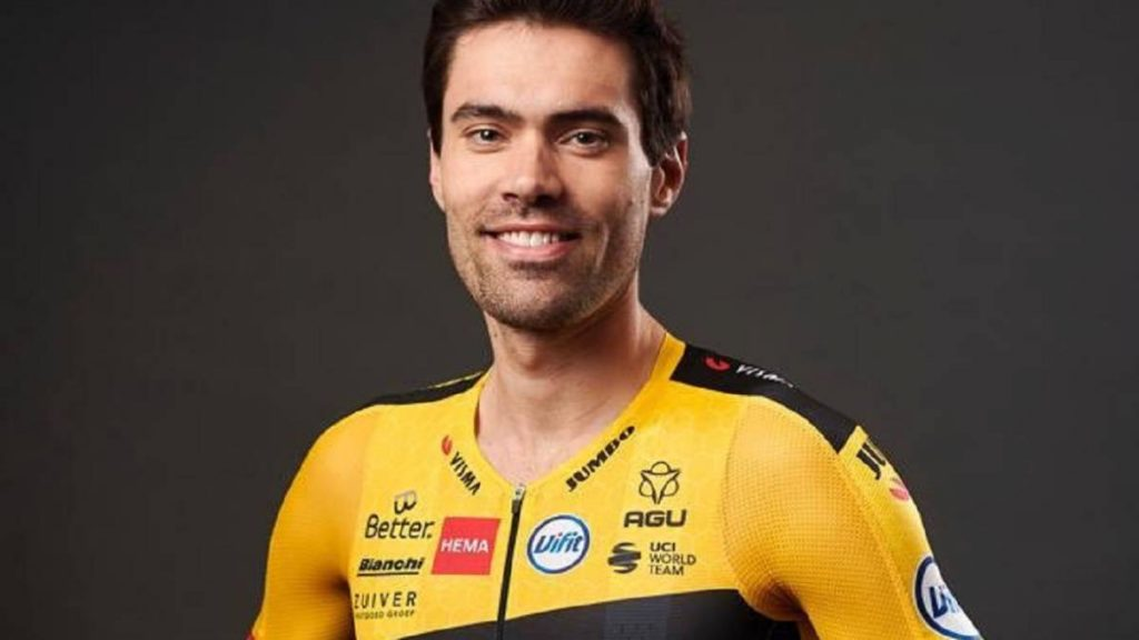 Tom Dumoulin Jumbo Visma 2020
