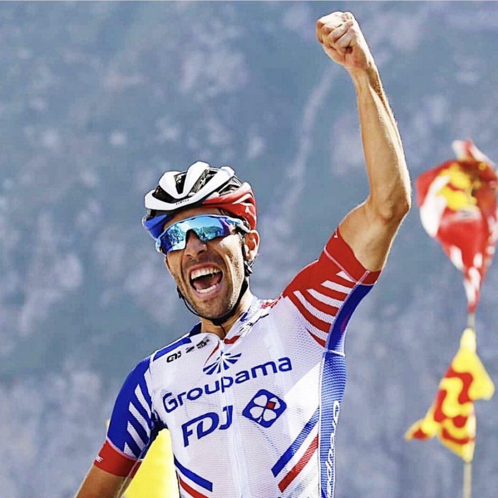 Thibaut Pinot gana una etapa campeonatos Francia