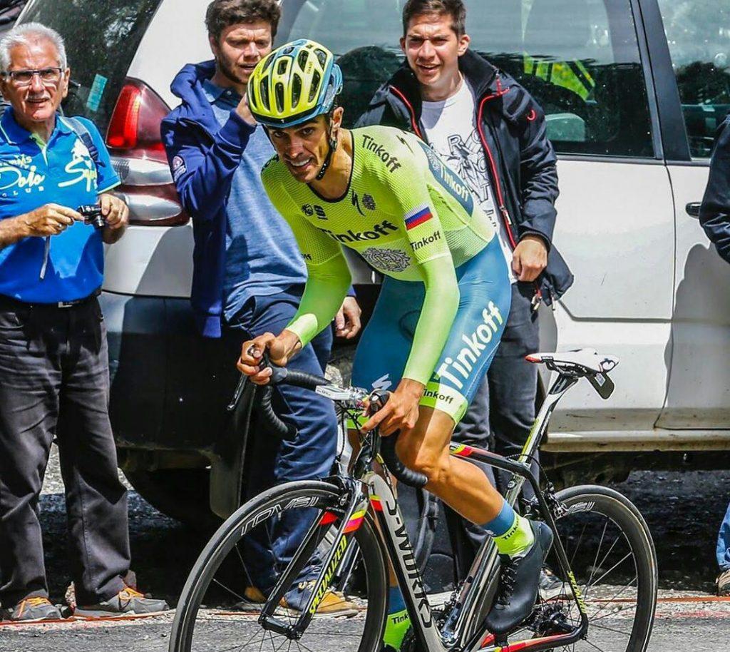Alberto Contador y su opinión sobre las tres grandes vueltas