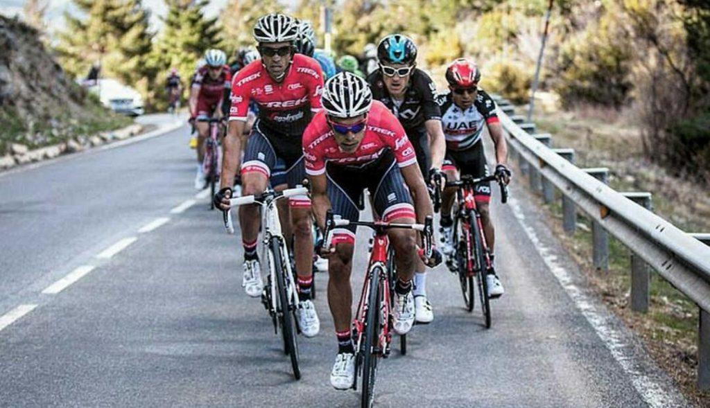 Contador cuenta detalles de cuando Jarlinson Pantano le ayudó a ganar en el Angliru