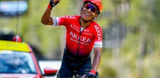 Nairo Quintana da consejo a jóvenes ciclistas www.ciclismocolombiano.com