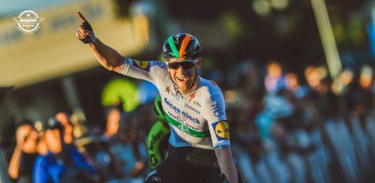 Sam Bennett etapa 2 Vuelta a Burgos 2020 ph- DQS Tw - www.ciclismocolombiano.com