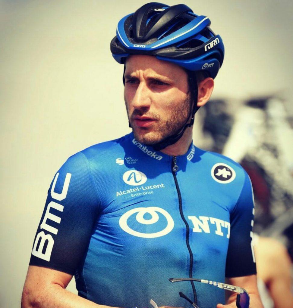 Primera baja de la Vuelta Burgos por caída durante entrenamiento