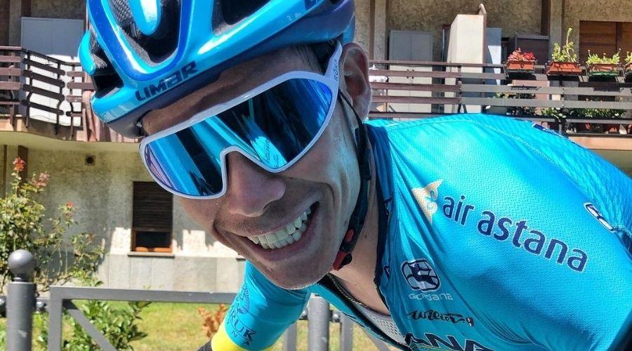 Miguel Ángel López ´habla respecto al podio del Tour de Francia 2020
