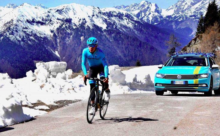 Miguel López revela lo que esta afectando a ciclistas