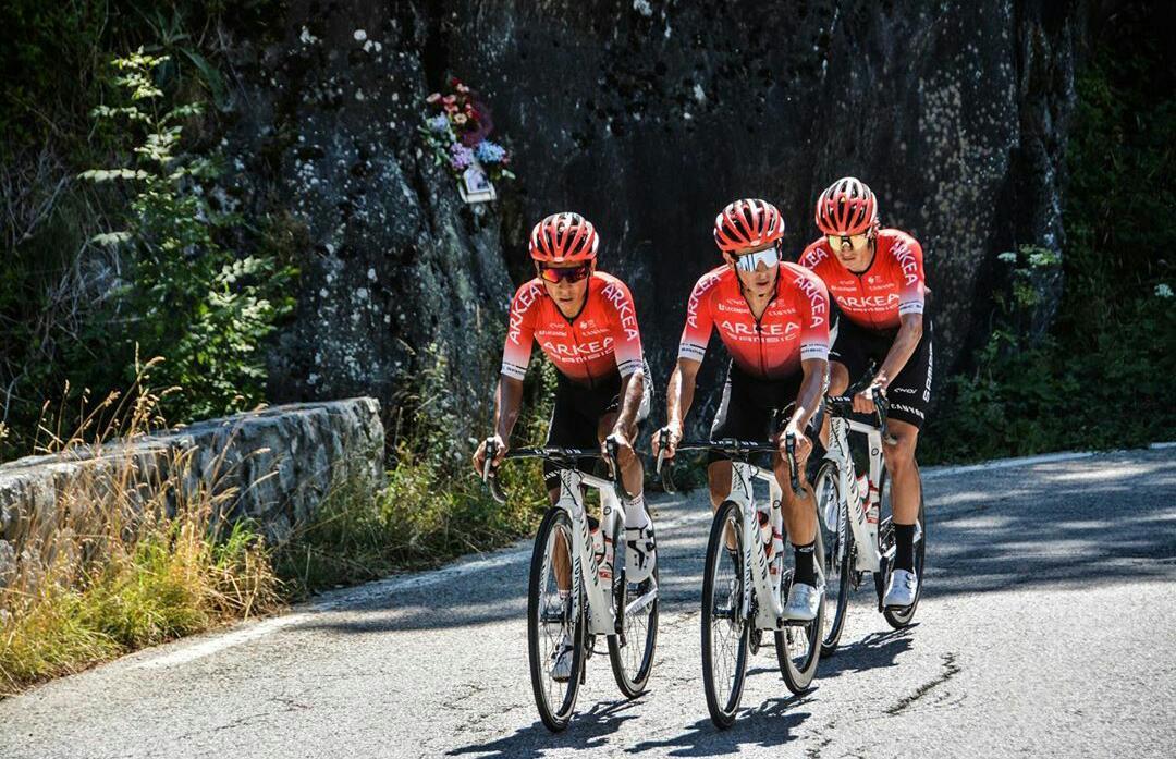 Nairo habla tras la etapa 8 del Tour de Francia 2020