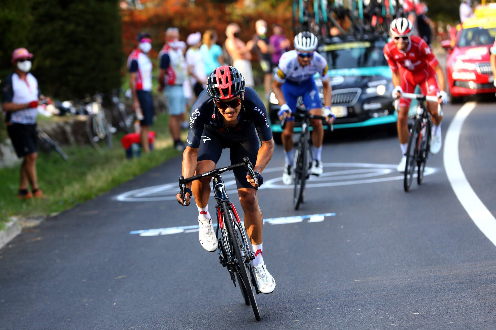 Carapaz injusticia etapa 17 Tour de Francia 2020 Ph Twitter Richard Carapaz