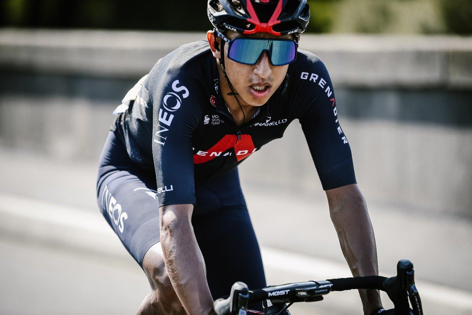 Egan Bernal Tour de Francia 2020 Ph Twitter Ineos Grenadiers