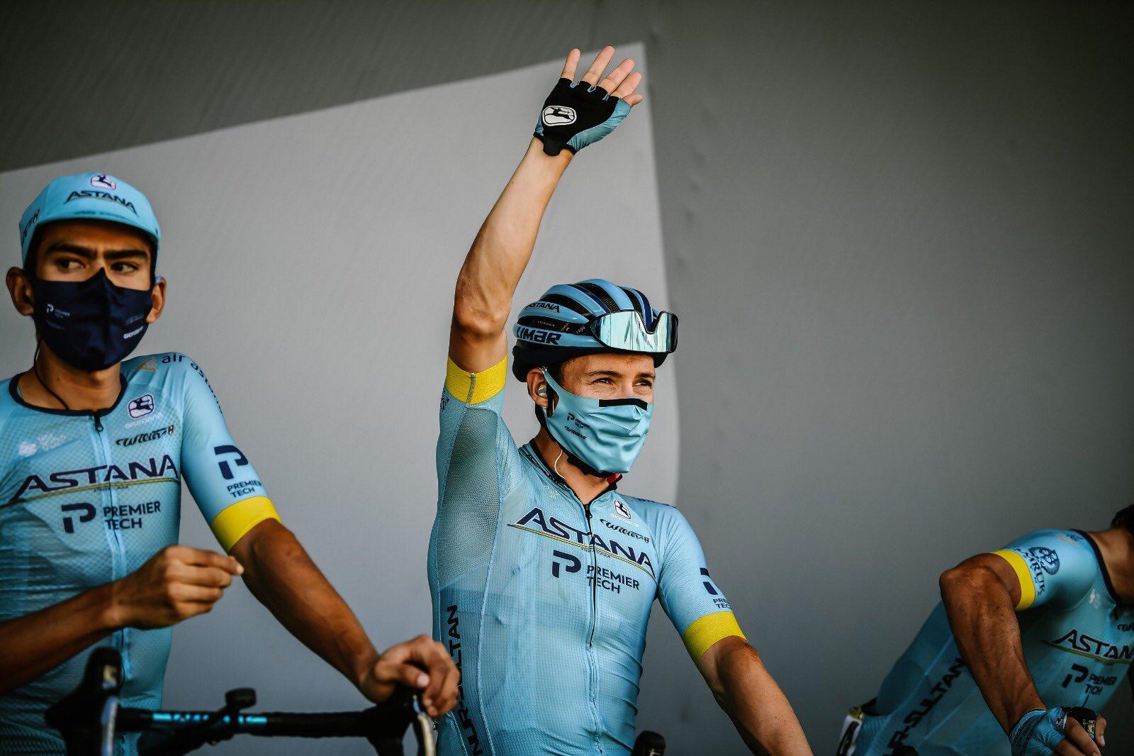 López tras etapa 17 del Tour de Francia 2020