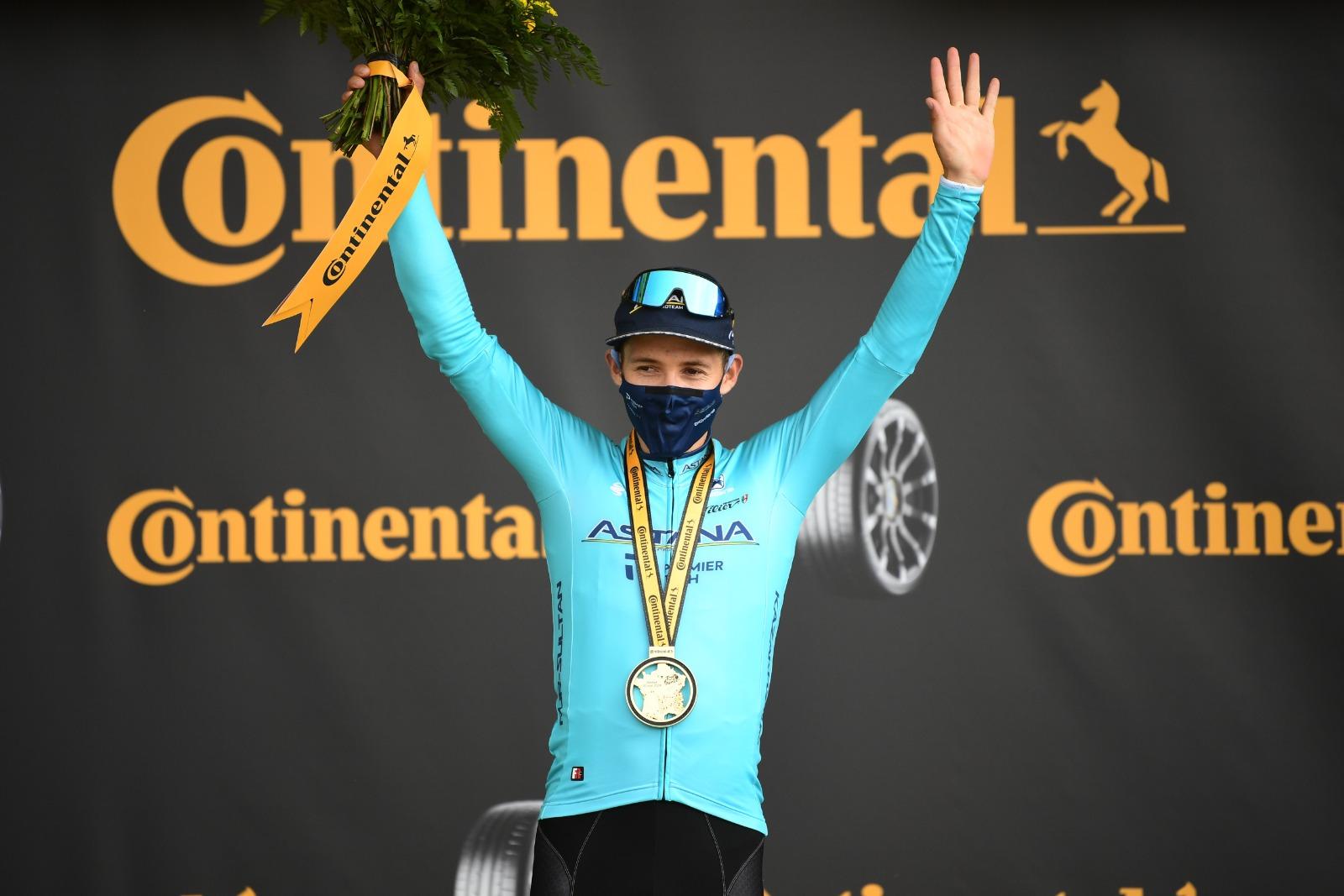 López dinero tras triunfo Tour de Francia 2020