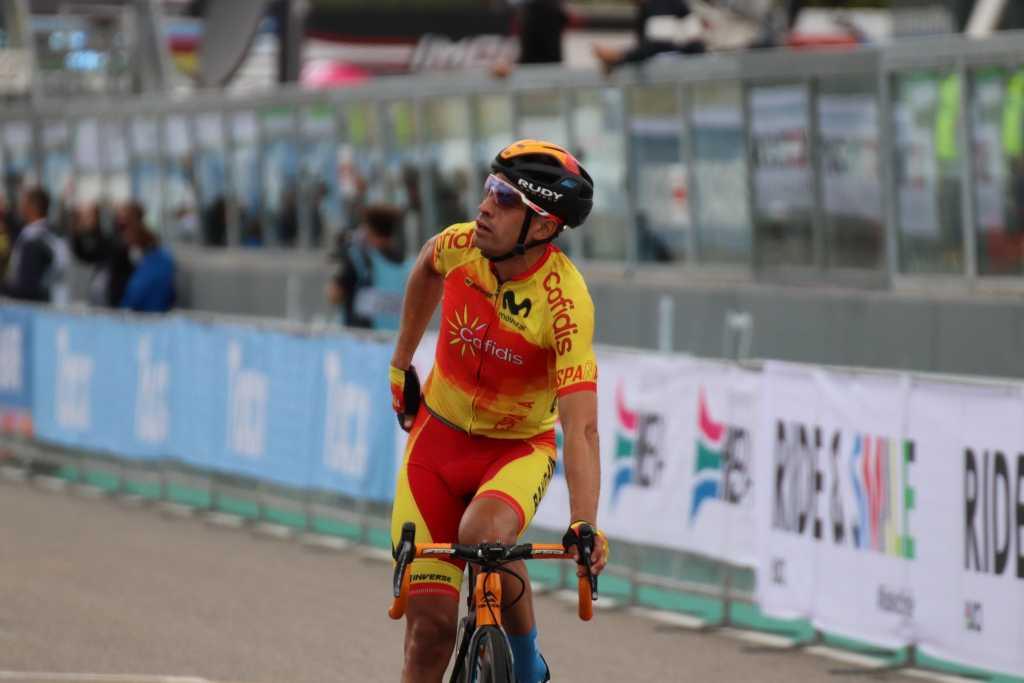 Mikel Landa Imola 2020 - ph. RFEC Twitter - www.ciclismocolombiano.com