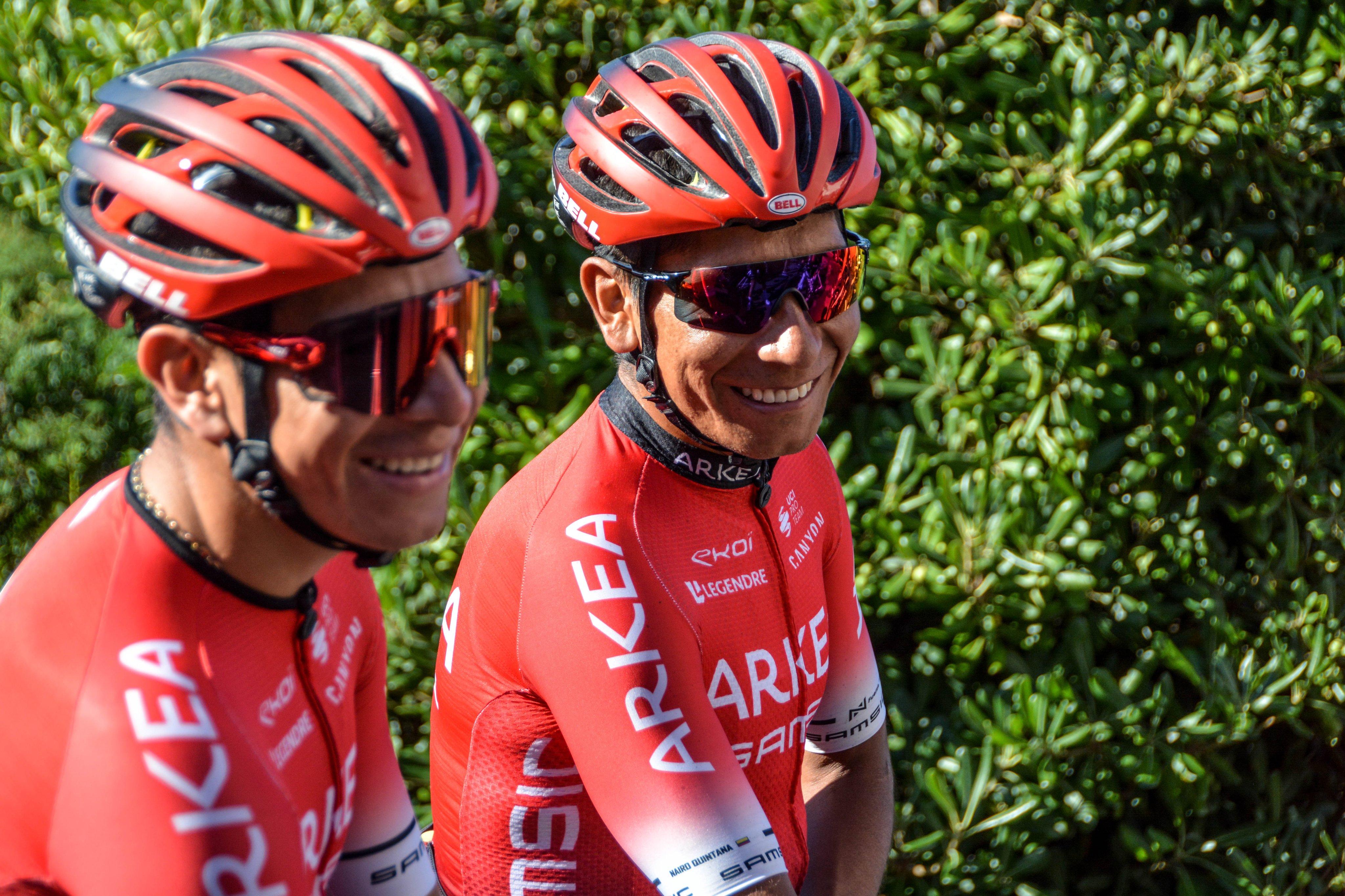 Nairo Quintana otro favorito Tour de Francia 2020 - ph. Arkea Samsic - www.ciclismocolombiano.com
