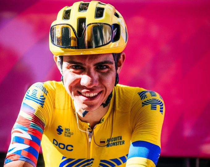 Higuita calendario tras abandono Tour de Francia 2020