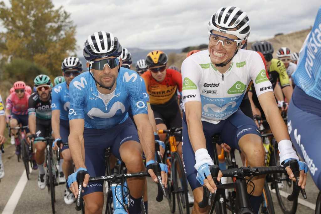 Enric Mas relato Marc Soler etapa 2 Vuelta a España 2020