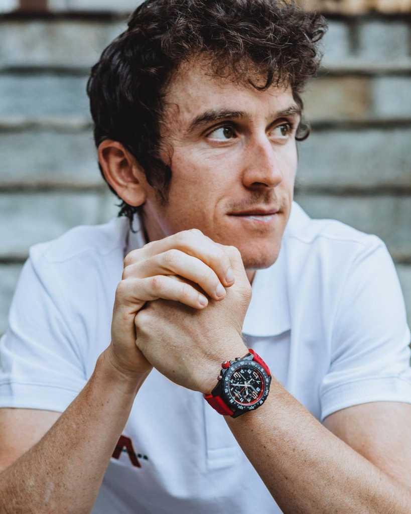 Geraint Thomas y la meta luego del retiro del Giro 2020