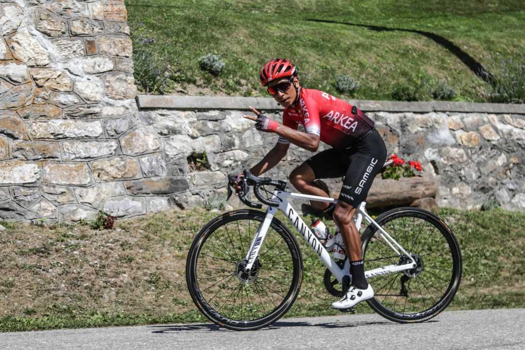 Nairo Quintana lesión Tour de Francia 2020