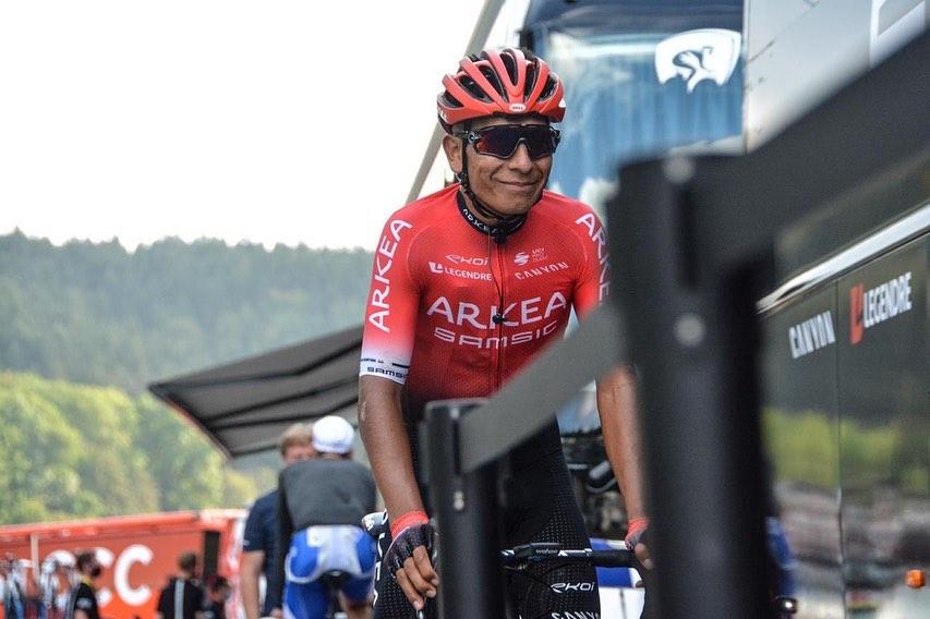 Nairo Quintana temporada 2020
