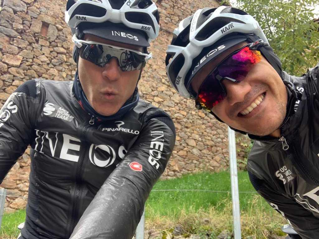 Team Ineos EQUIPO Vuelta a España 2020 confirmado