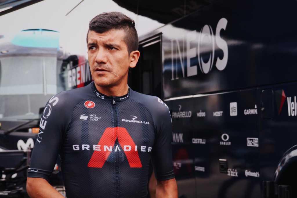 Carapaz favoritos Vuelta a España 2020