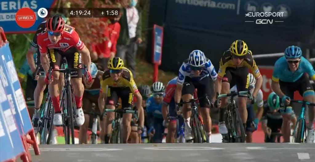 Roglic rival compañero Vuelta a España 2020