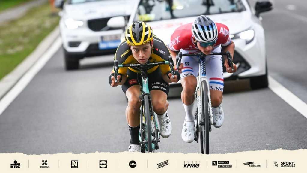 Tour de Flandes 2020 final