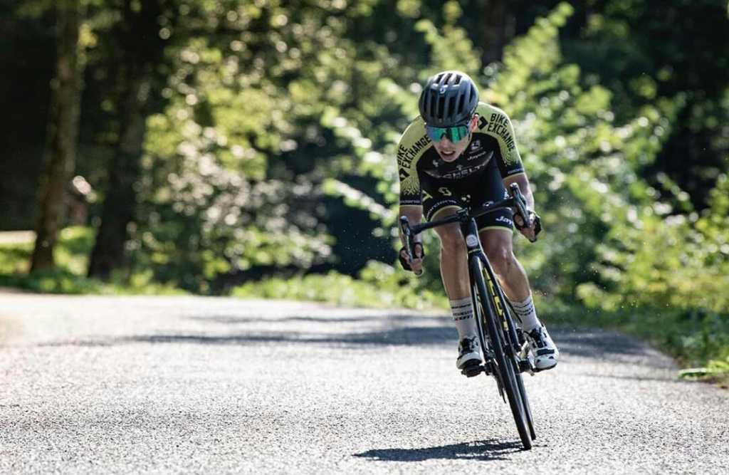 Chaves infortunio Vuelta 2020