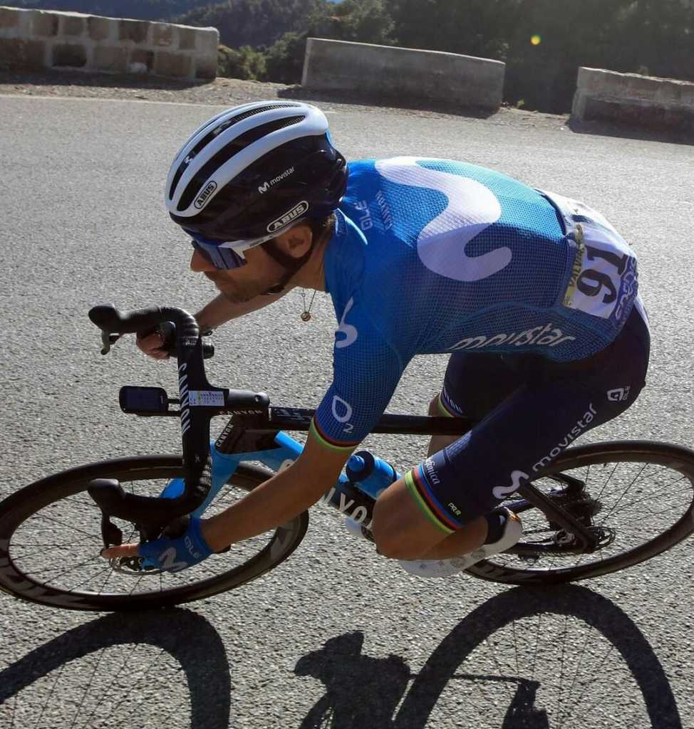 Valverde actuación Vuelta 2020