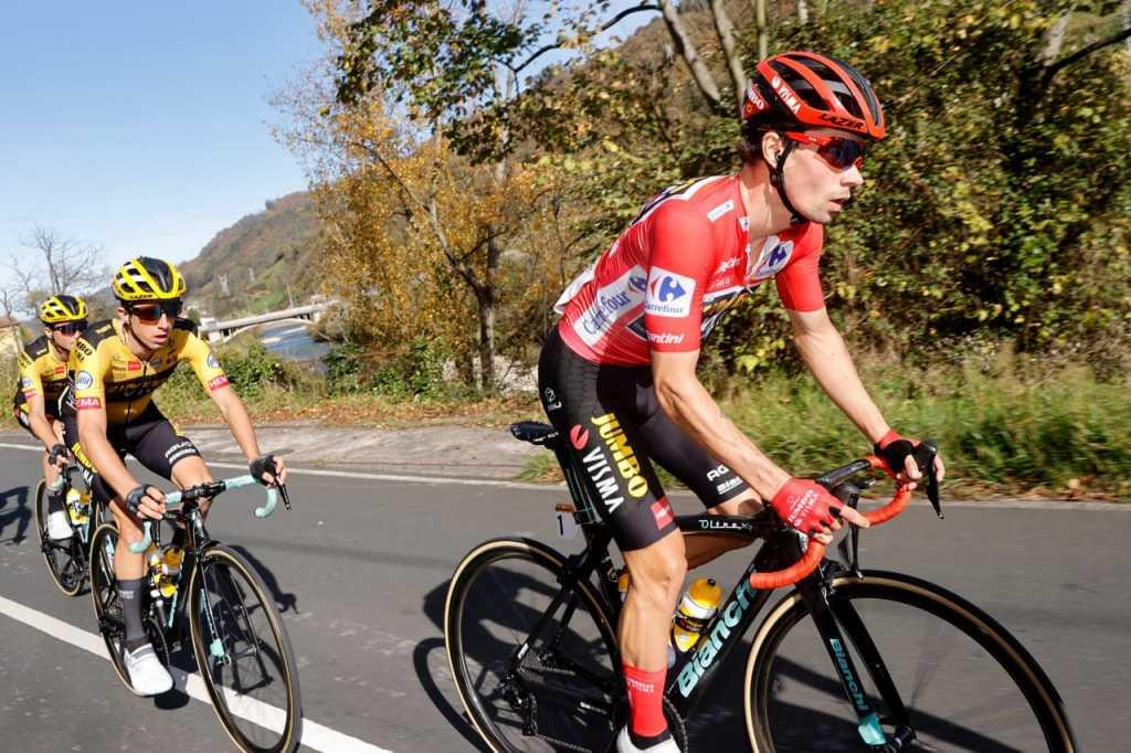 UCI defiende decisión sobre Primoz Roglic