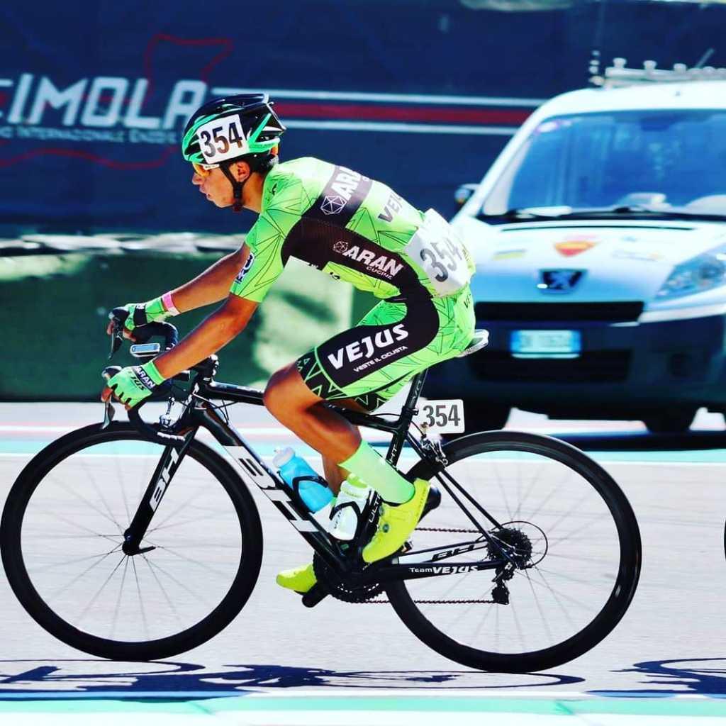 Colombiano Giro de Italia sub 23 WorldTour Brayan Malaver