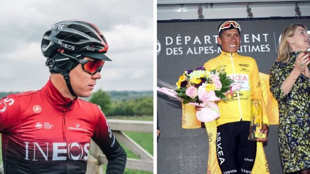 Froome Nairo récord 2020