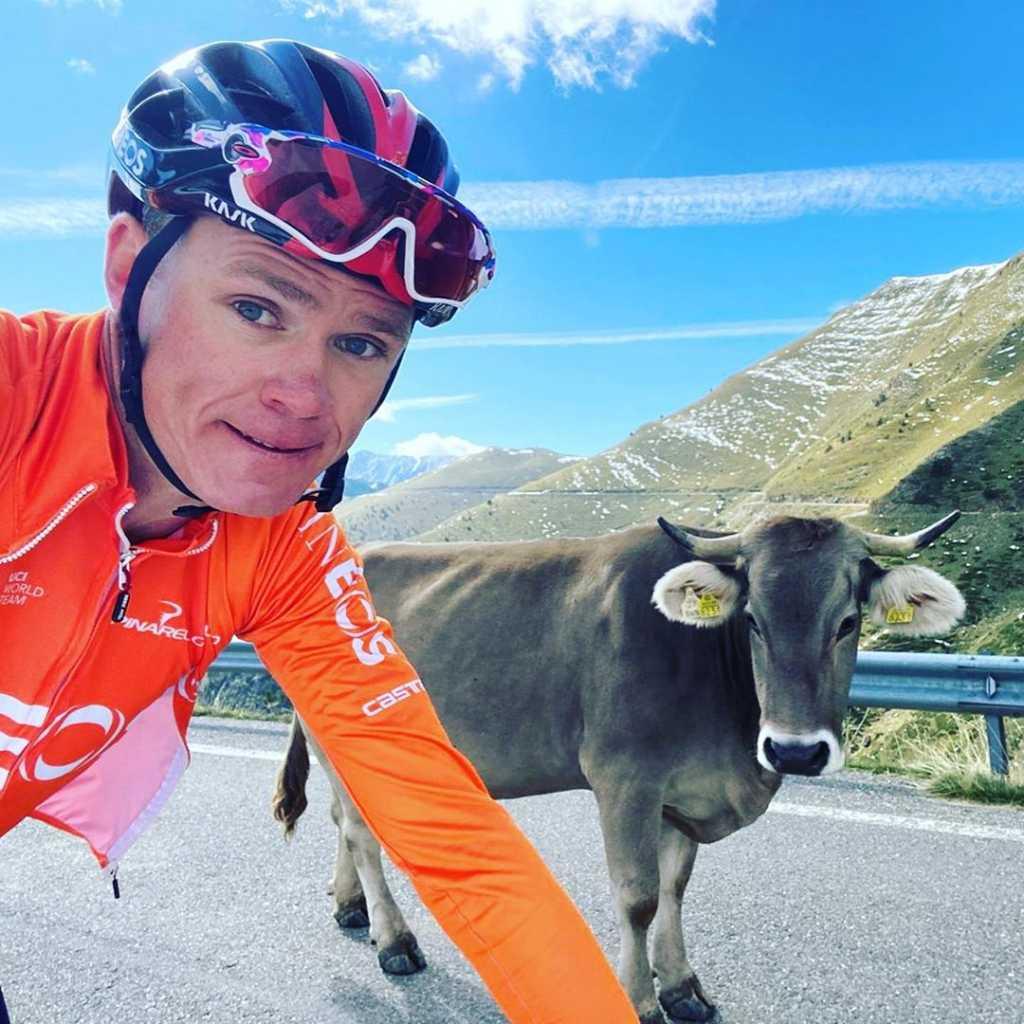 Froome recorrido Tour de Francia 2021